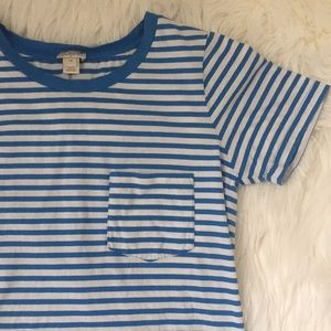 JCrew pocket Tee size XS